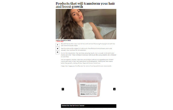 Products that will transform your hair and boost growth
