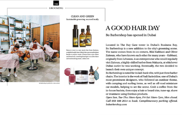 Pasta & Love featured in Mojeh Men!