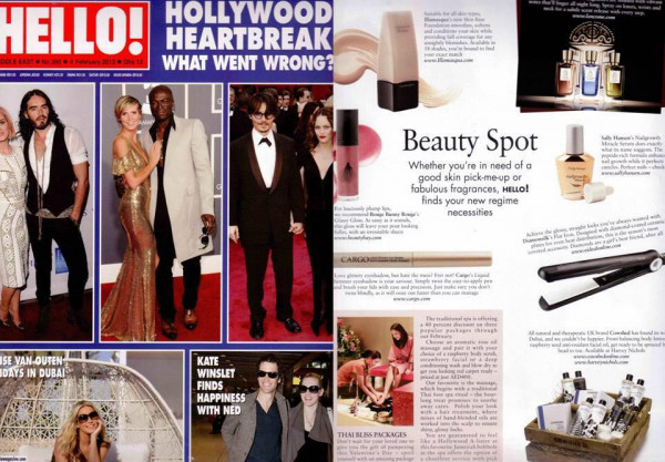 Hello Magazine February 2012
