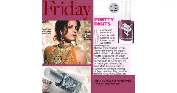 Friday Magazine October 2014