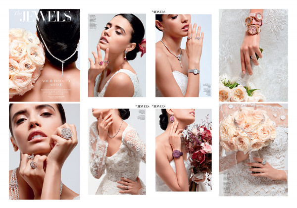 Harper's Bazaar Arabia Bridal