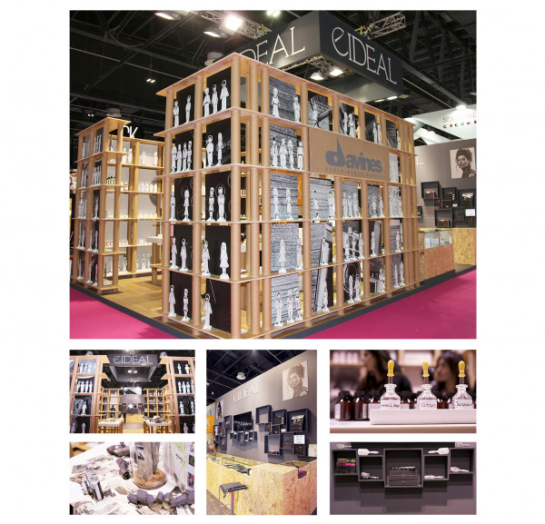 EIDEAL at the Beautyworld 2017
