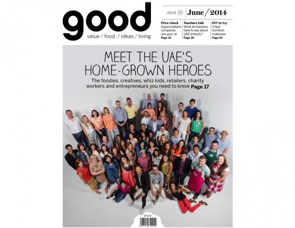 Good Magazine June 2014