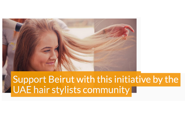 Support Beirut x Whatson.ae