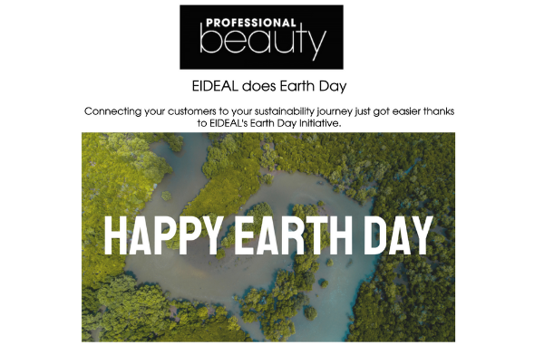 EIDEAL does Earth Day