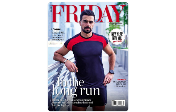 Friday first cover – In the long run