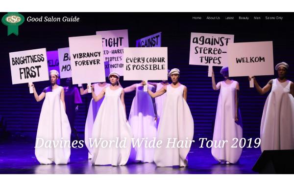 Davines World Wide Hair Tour 2019