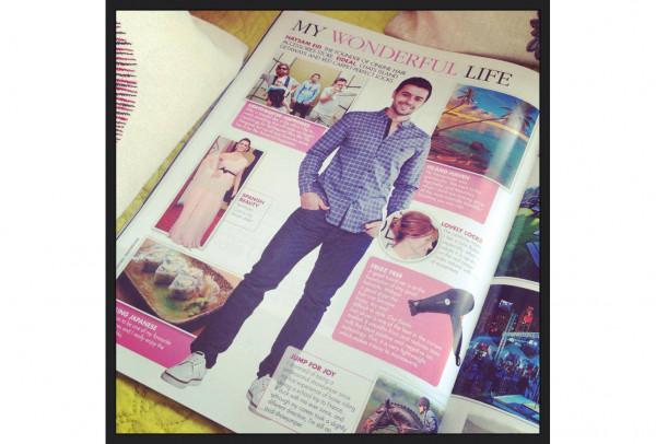 OK! Magazine April 2014