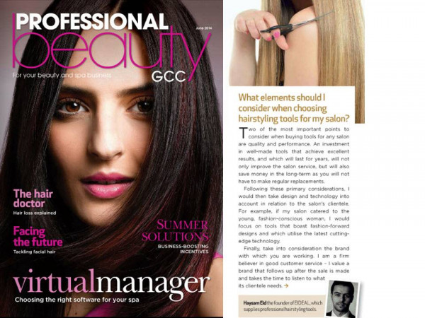 Professional Beauty June 2014