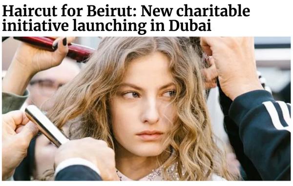 A haircut for Beirut