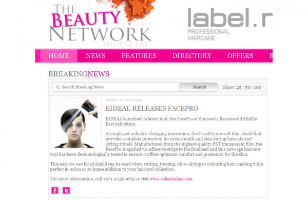 The Beauty Network June 2013