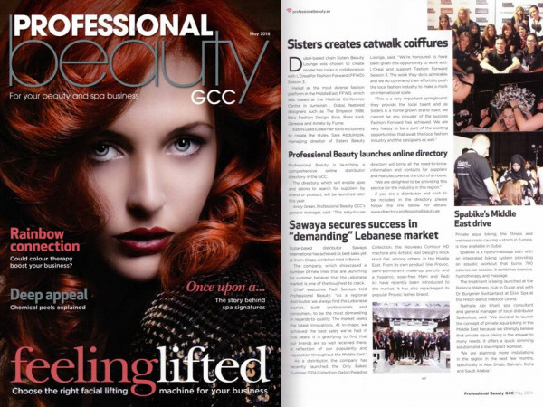 Professional Beauty May 2014