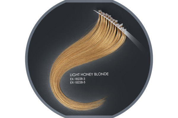 EXTENDED Light Honey Blonde