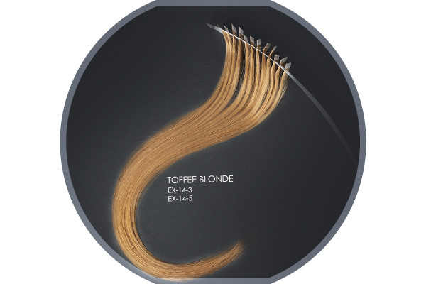 EXTENDED Toffee Blonde